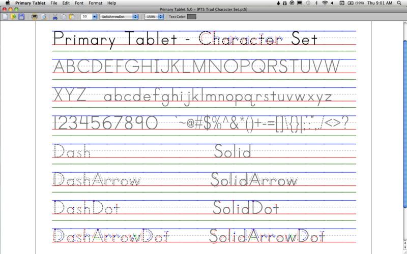 Primary Tablet screenshot