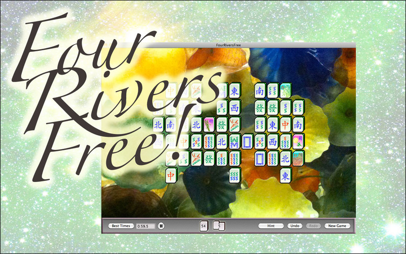 Four Rivers Free! screenshot