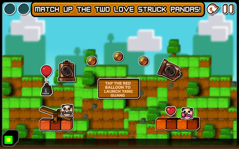 Land-a Panda screenshot