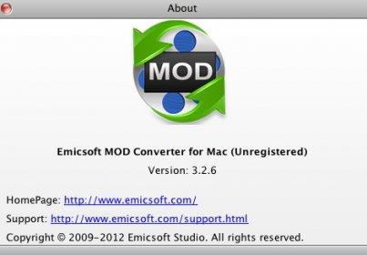 emicsoft video converter for mac free download