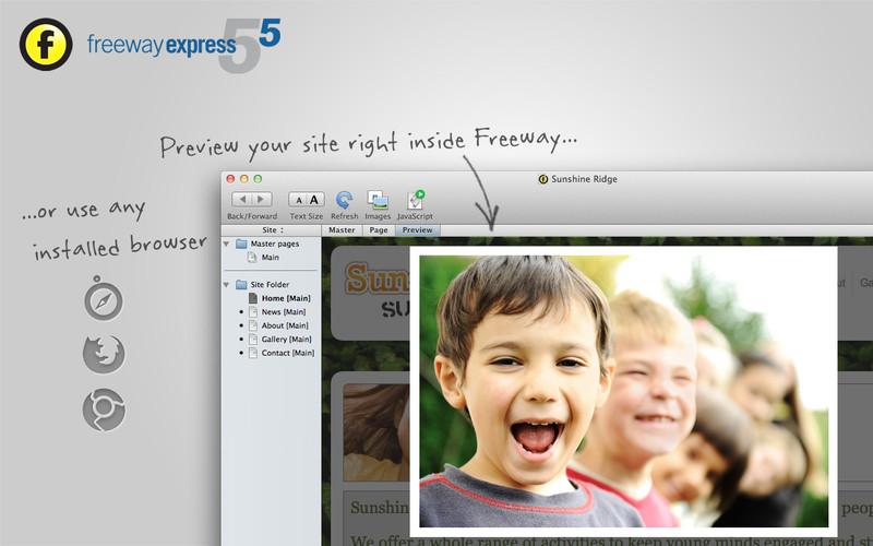 Freeway Express AS screenshot