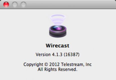 Download free Wirecast for macOS