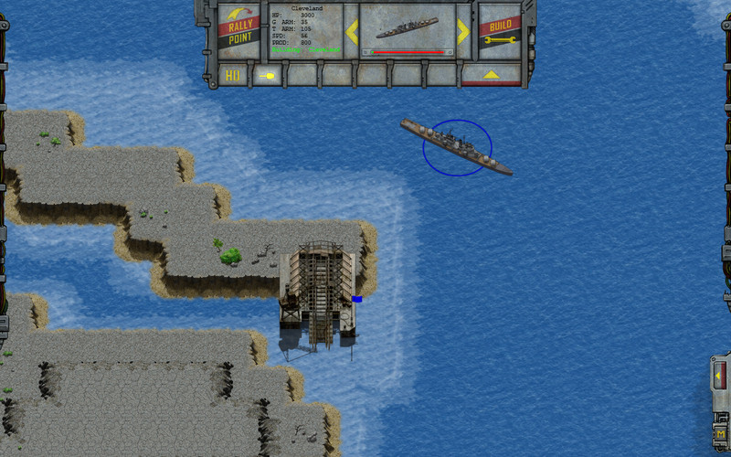 Thunder Fleets screenshot