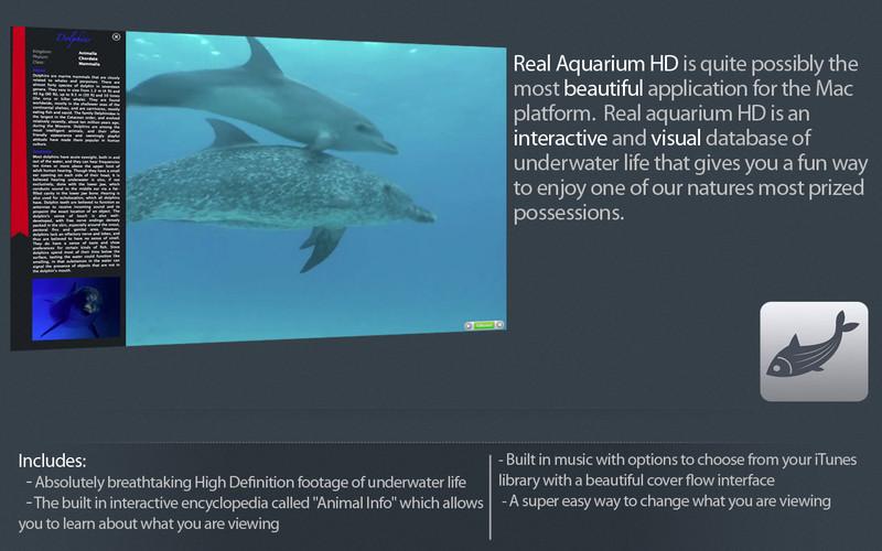 Real Aquarium HD Free screenshot