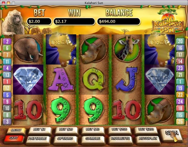 Baha Mar Casino - Chad's Trucking Slot Machine
