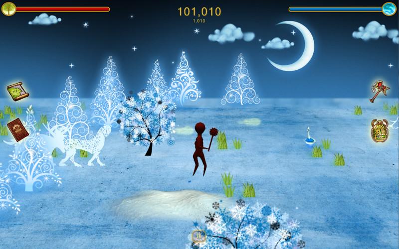 Desert Quest Lite screenshot