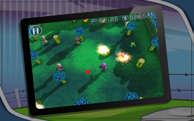 BattleSheep! screenshot