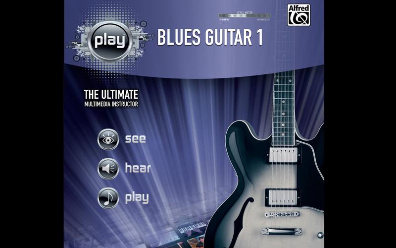 PLAY Blues Guitar 1 screenshot