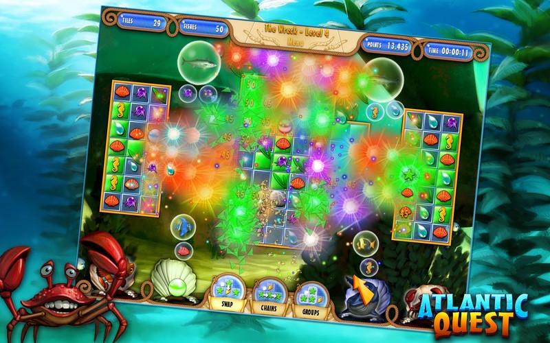 Atlantic Quest screenshot