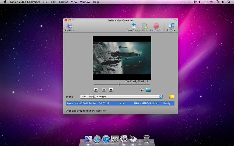 Easier Video Converter screenshot