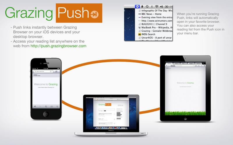 Grazing Push screenshot