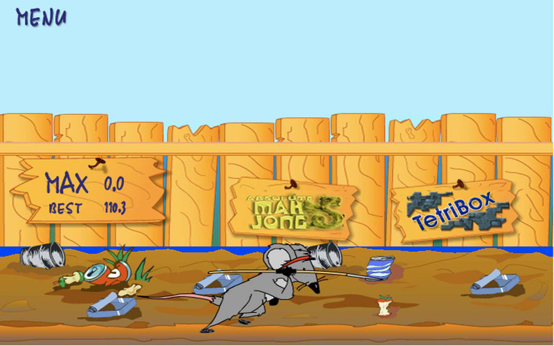 Rats and Spears screenshot