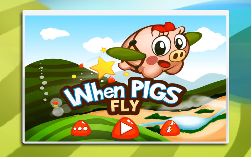 When Pigs Fly Free screenshot