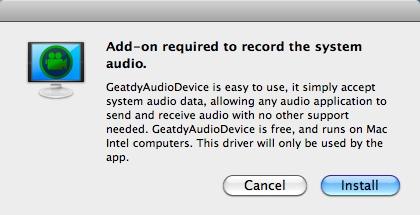 Record Computer Audio message