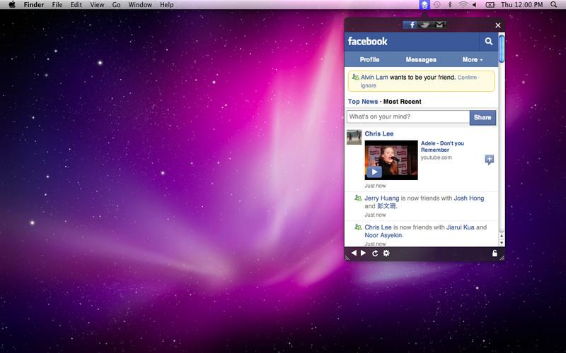 Social Lite screenshot
