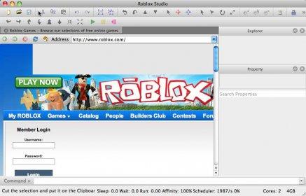 Roblox Studio Download Mac