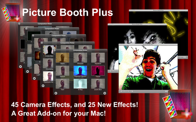 Picture Booth Plus screenshot