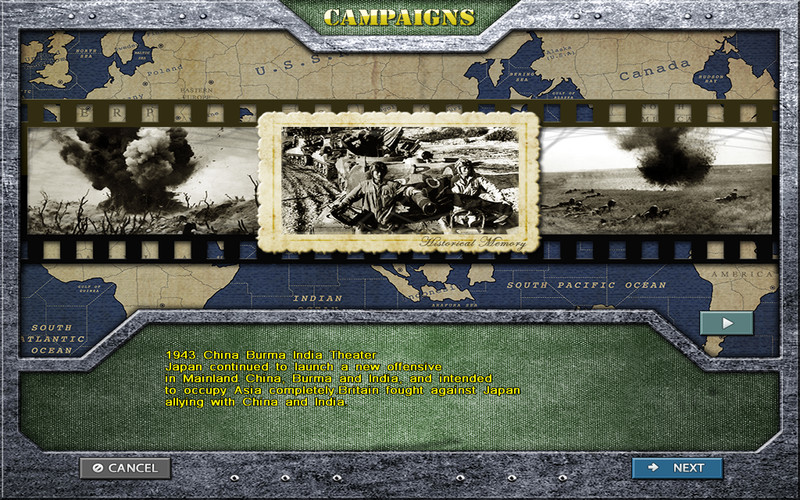 World Conqueror 1945 screenshot