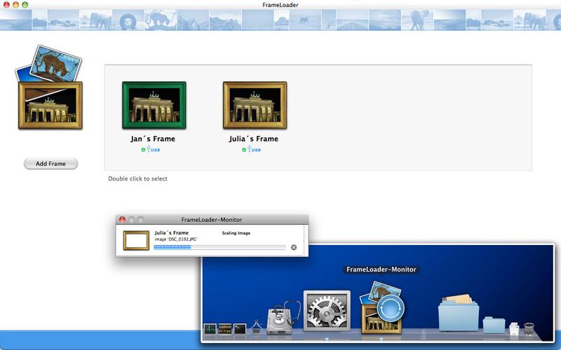 FrameLoader screenshot