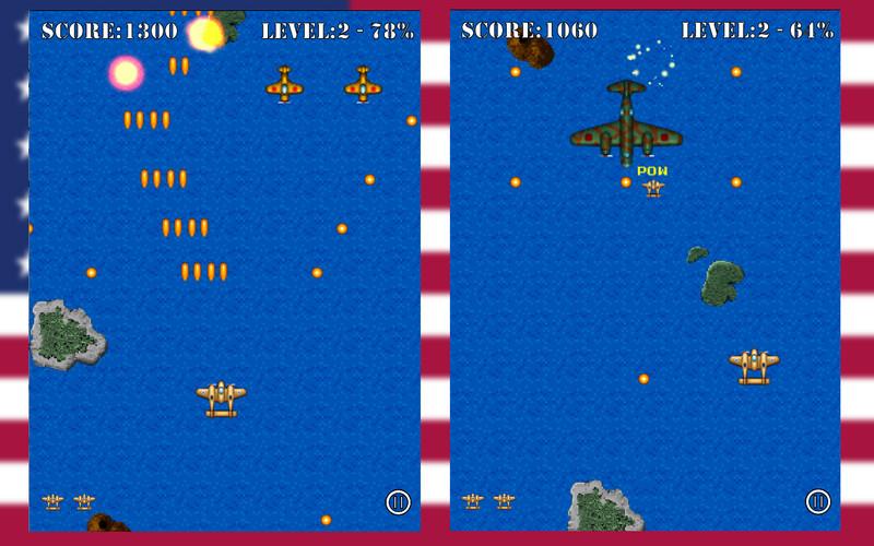 Pacific Wings screenshot