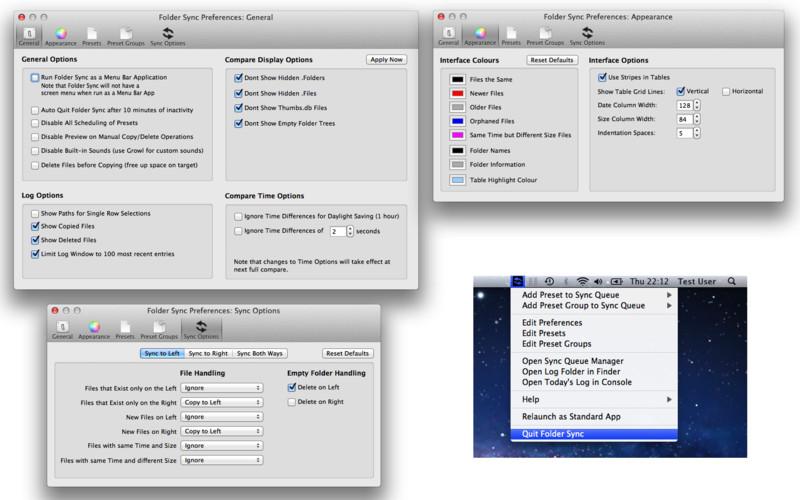 Folder Sync screenshot