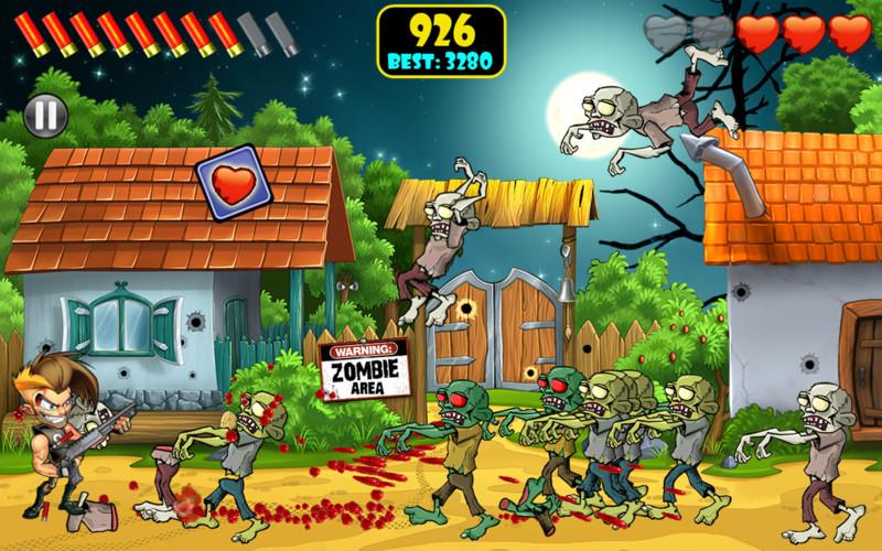 Zombie Area! screenshot