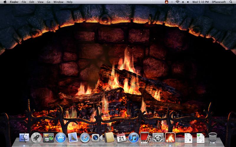Fireplace 3D screenshot