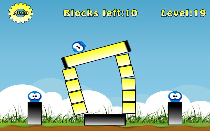Birds'n'Blocks lite screenshot