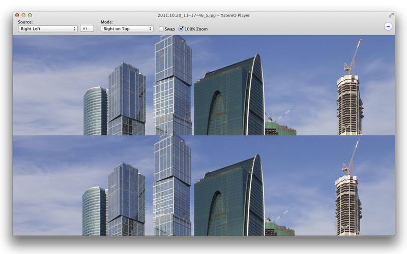 XstereO Player screenshot