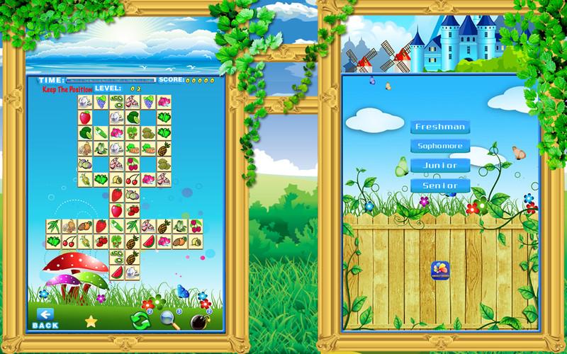 Fruit Link Go screenshot