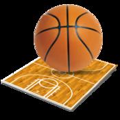 Basketball coach's clipboard screenshot