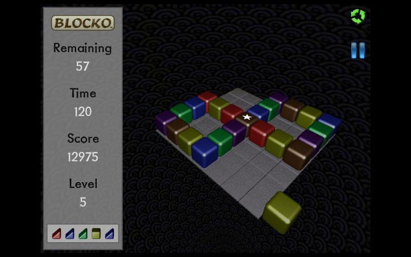 Blocko screenshot