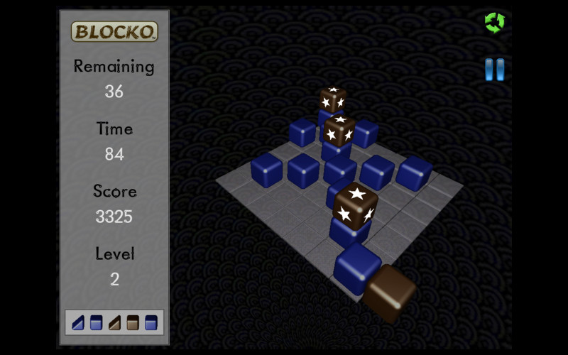 Blocko screenshot