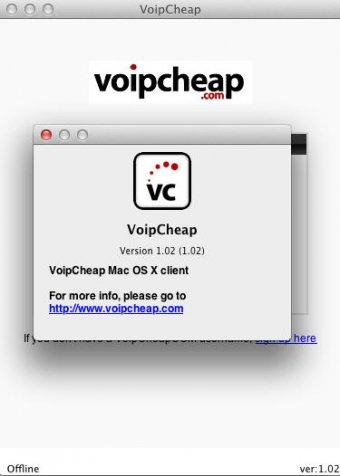 voipcheap pour mac