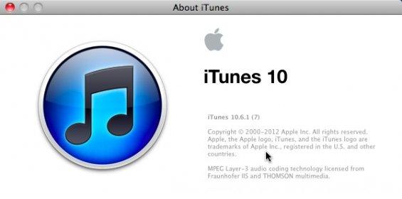 itunes for mac 10.5 8
