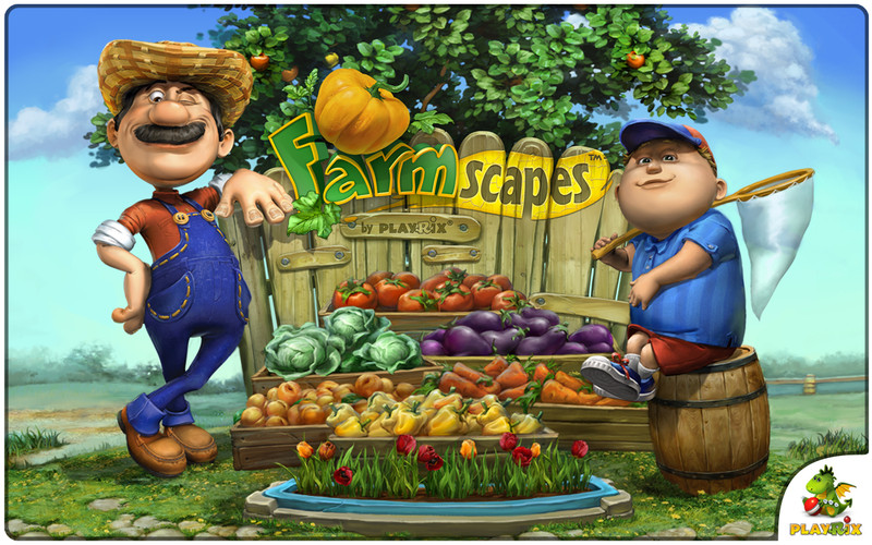 Farmscapes Collector's Edition (Full) screenshot