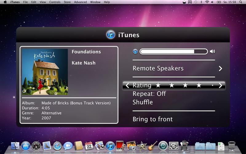 Remote Buddy Express screenshot