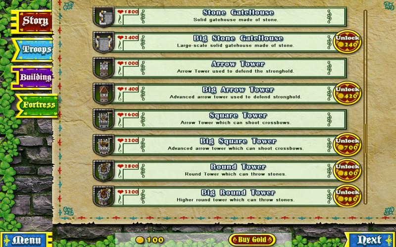 Fortress Under Siege screenshot