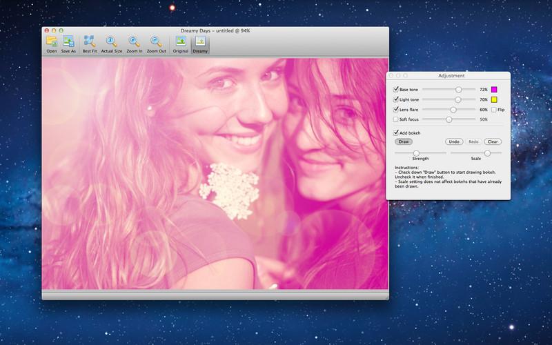 Dreamy Days screenshot