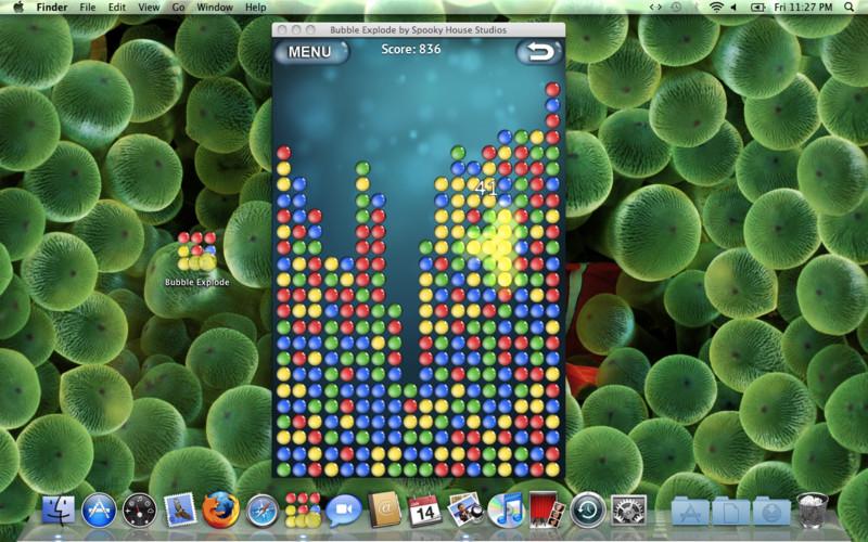Bubble Explode screenshot