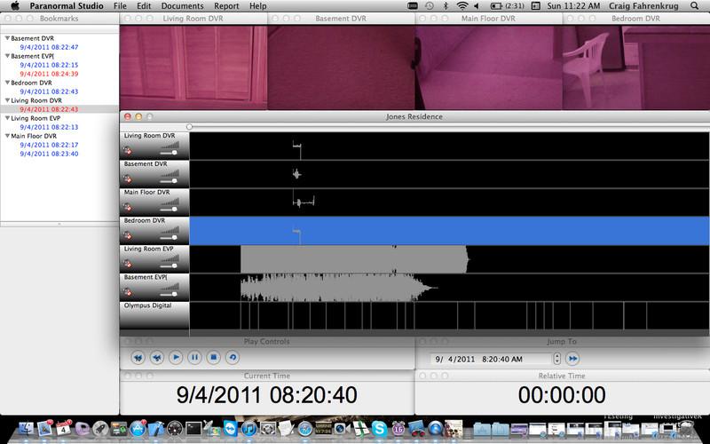 Paranormal Studio Free screenshot