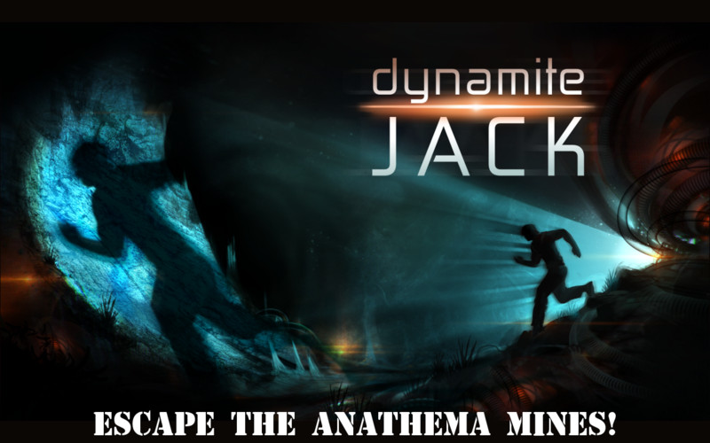 Dynamite Jack screenshot