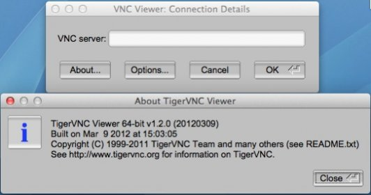 Download free TigerVNC Viewer 1 7 for macOS