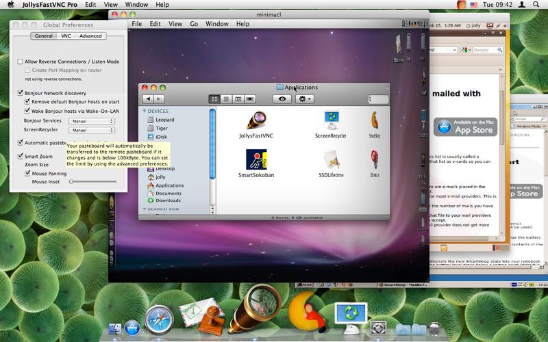 JollysFastVNC Pro screenshot