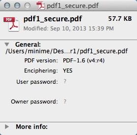 PDF File Info