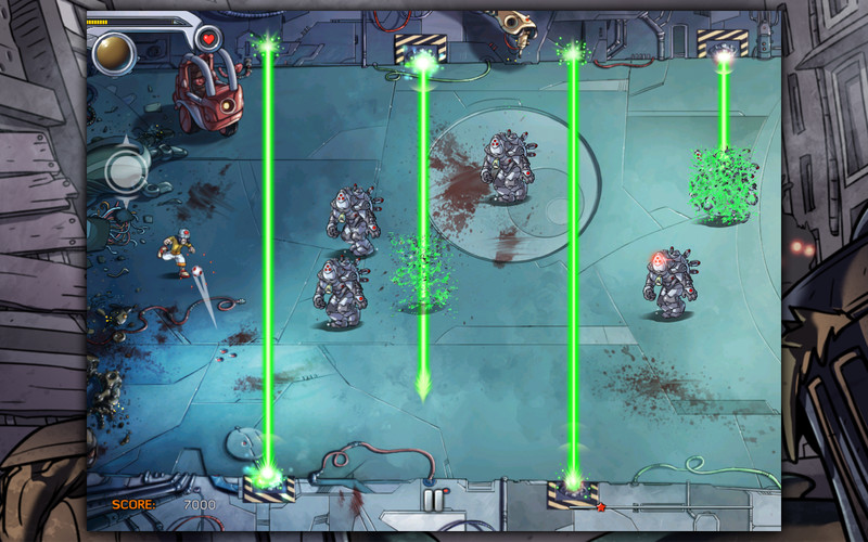 Pro Zombie Soccer AE screenshot