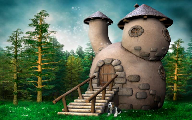 Hidden Fantasy World screenshot