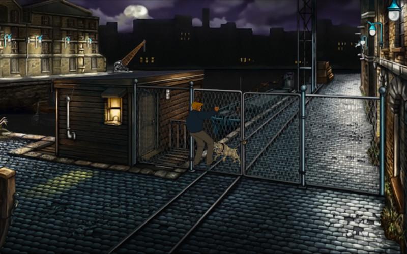 Broken Sword - The Smoking Mirror: Remastered screenshot