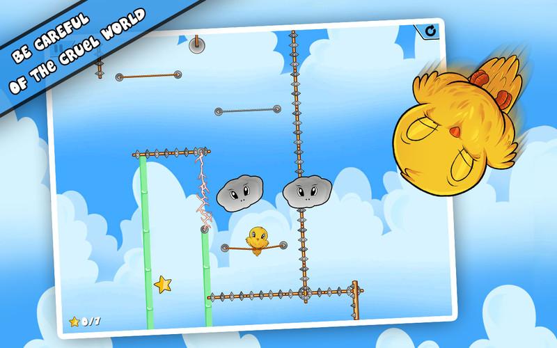 Jump Birdy Jump screenshot