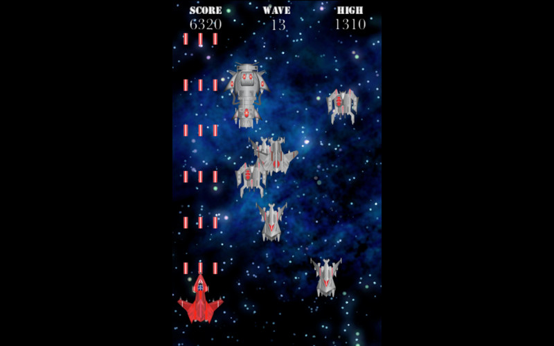 Space Destroyer screenshot